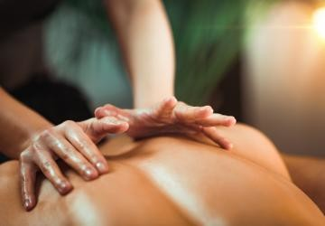 CURATIVE MASSAGE